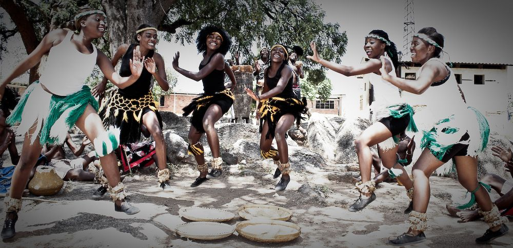 Mehndi Traditional Dance In Zimbabwe : A postcard from bam years of danceafrica the dance