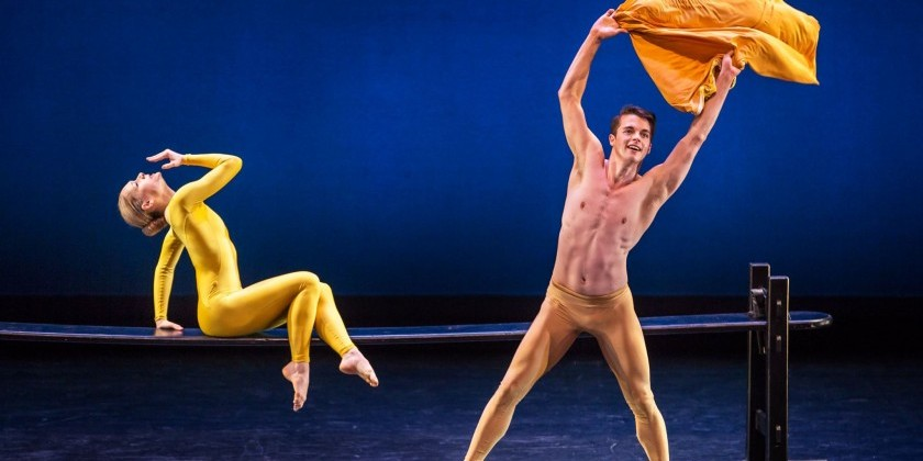 Dance News: Martha Graham Dance Company Announces Residency at Google's NYC Headquarters