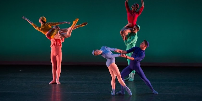 Impressions of: ABT Studio Company and The Royal Ballet School at NYU Skirball Center for the Performing Arts