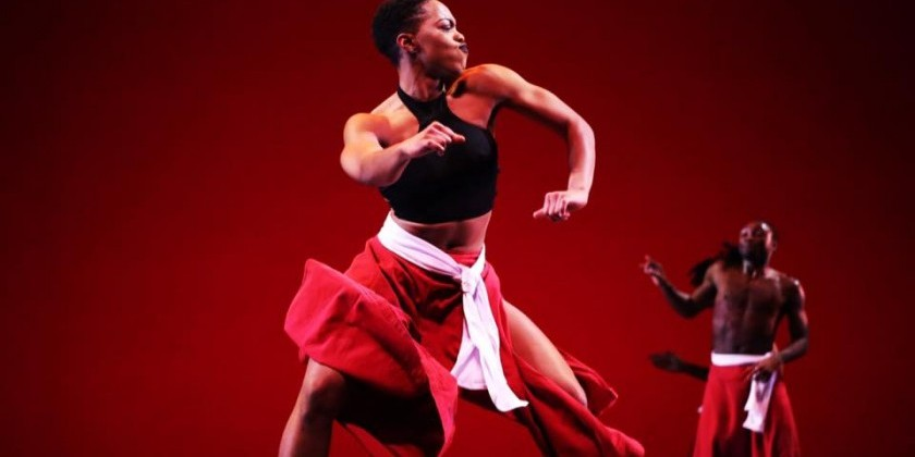 SAVANNAH, GA: Savannah Black Heritage Festival presents Dayton Contemporary Dance Company
