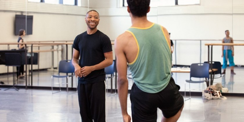 "Kyle Abraham on Choreographing for New York City Ballet and Revisiting ""Dearest Home"" at The Joyce"