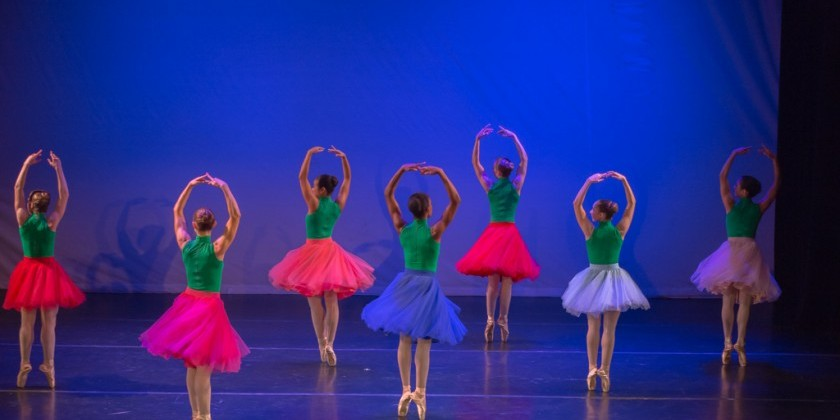 Rising to the Location: Ballet des Amériques at the Tarrytown Music Hall, October 1, 2016