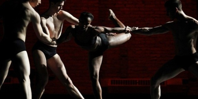 IMPRESSIONS OF: Stephen Petronio Company at The Joyce