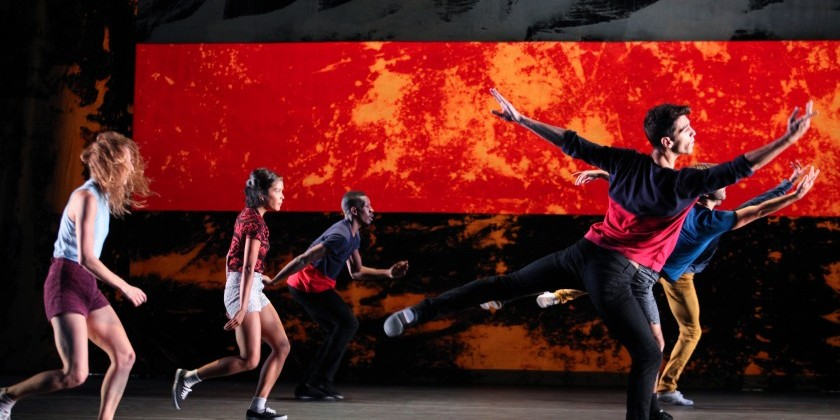 Impressions of L.A. Dance Project at  BAM