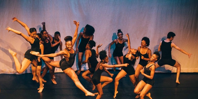 Young Dancemakers Company Performance Tour