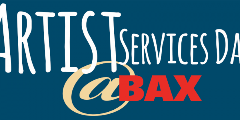 BAX | Brooklyn Arts Exchange is proud to announce the 2018 Artist Services Weekend