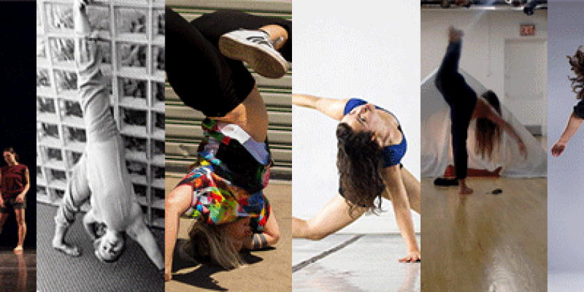 Weekly donation-based classes with Dance To The People at BAX