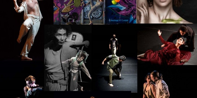 CALL FOR CHOREOGRAPHERS: 2018 SoloDuo Dance Festival