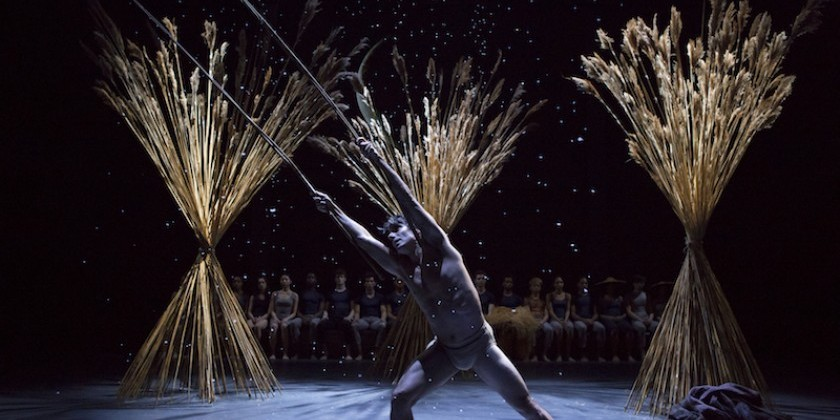 "IMPRESSIONS: Luca Veggetti Reimagines Jerome Robbins' ""Watermill"" at BAM Fisher"