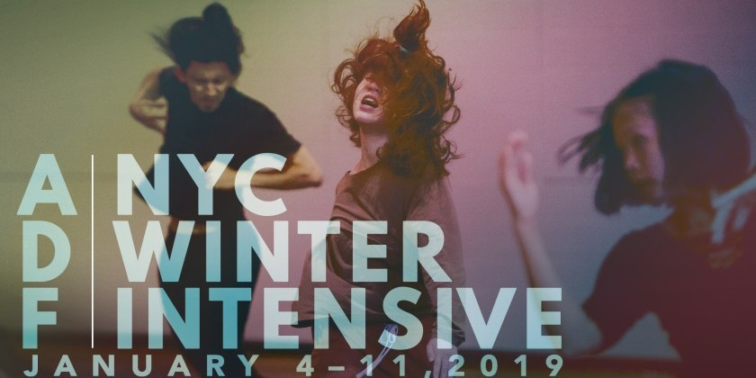 American Dance Festival's NYC Winter Intensive