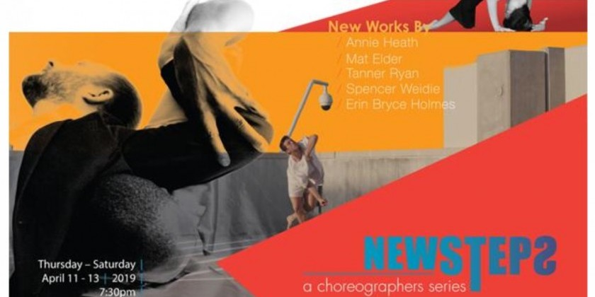 Chen Dance Center presents newsteps: a choreographers series