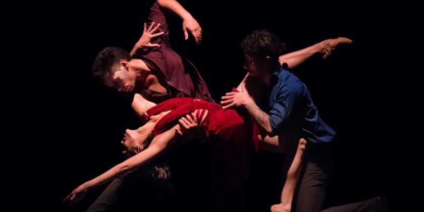 "!CUBA AQUI! Pedro Ruiz'  Ballet Contemporaneo de Camaguey ""A Passionate CELEBRATION of Cuban Dance Heritage"" at Kaye Playhouse, Hunter College"