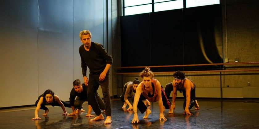 Dance News: Palestinian-American Choreographer Awarded La Fabrique Chaillot in Paris