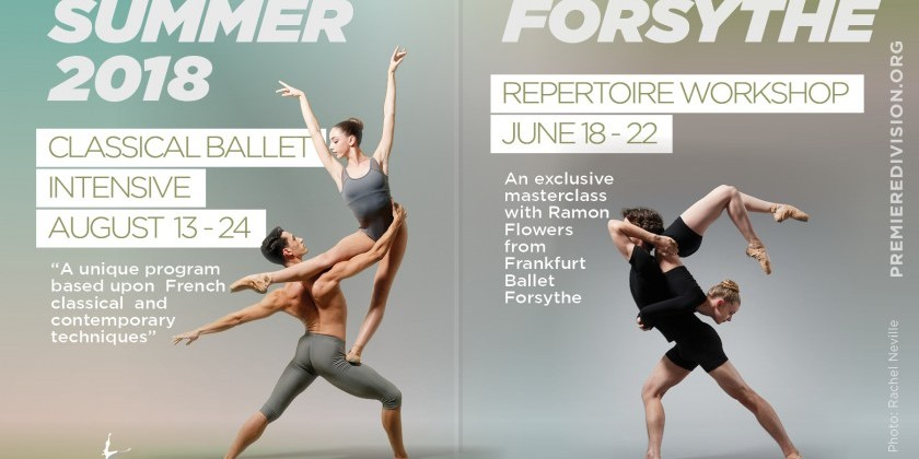 Workshop by Premiere Division Ballet