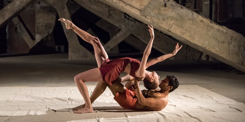 The Dance Enthusiast Asks Jonathan Hollander and Tadej Brdnik About Contemporary Indian Dance
