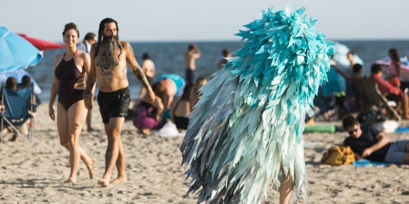 Beach Sessions Dance Series Returns to Rockaway Beach with AUNTS
