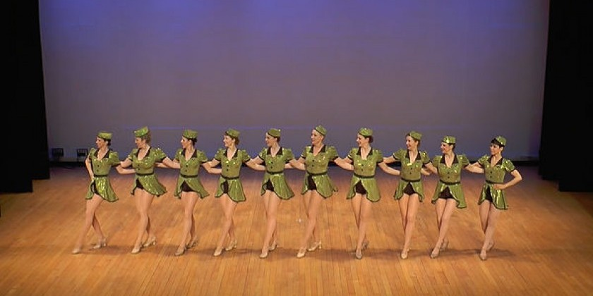 Legacy 36 presents 'FOREVER  LINKED' starring THE LEGACY DANCERS, a line of former Rockettes