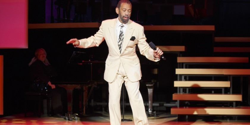 "Dance: Broadway (and Off-Broadway) Stage and Screen: ""Maurice Hines Tappin' thru Life"""