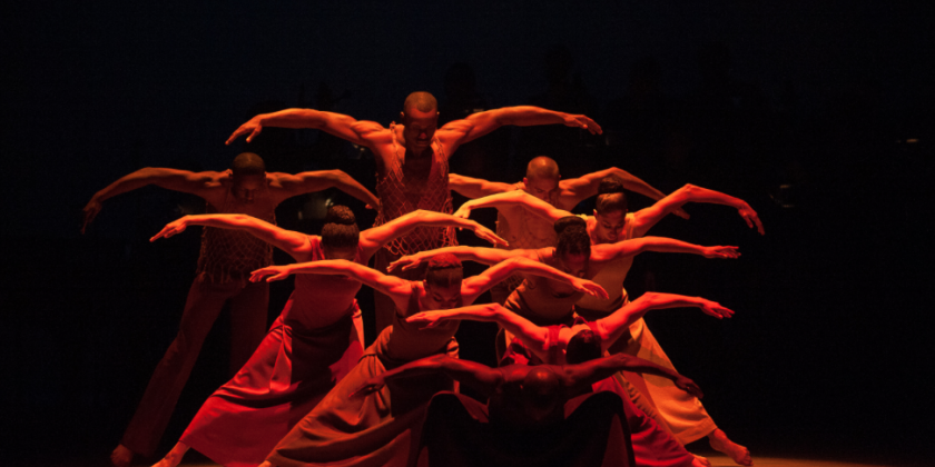 WASHINGTON DC: Alvin Ailey American Dance Theater at The Kennedy Center