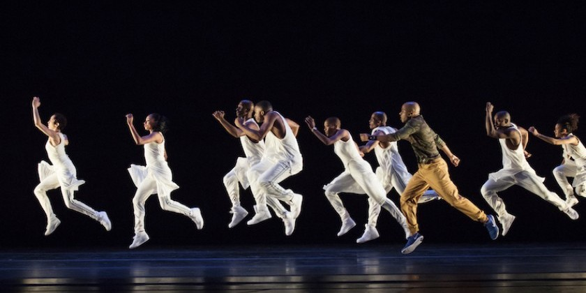 IMPRESSIONS: Alvin Ailey American Dance Theater at New York City Center