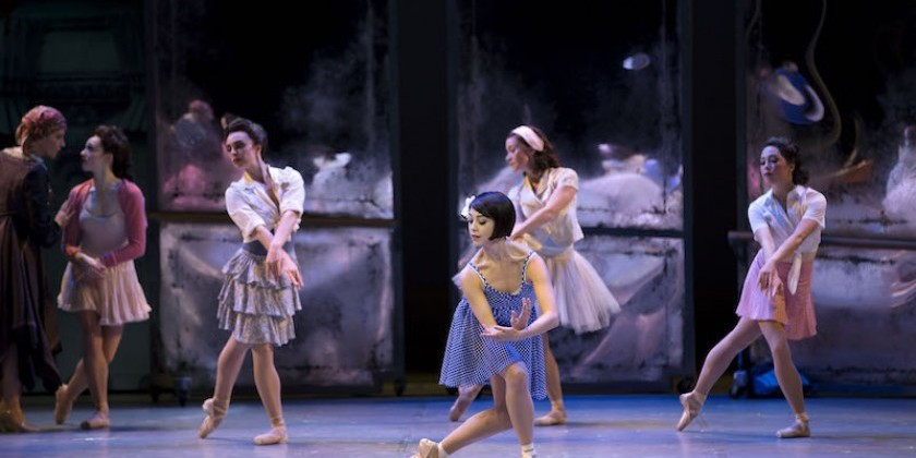 "Dance: Broadway Stage and Screen-The Dance Enthusiast Visits ""An American in Paris"""