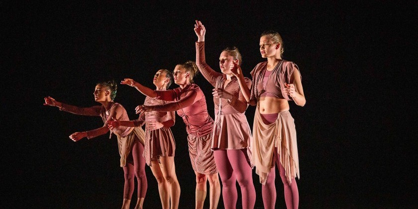 ARIEL RIVKA DANCE Presents Two World Premieres, Repertory and Guest Artists