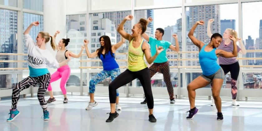 Ailey Extension's Zumba Dance Party with Karen Arceneaux
