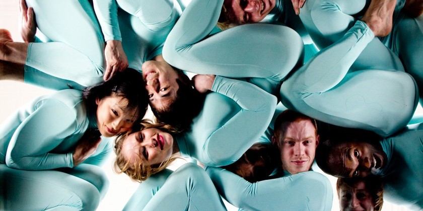 Pilobolus at The Joyce