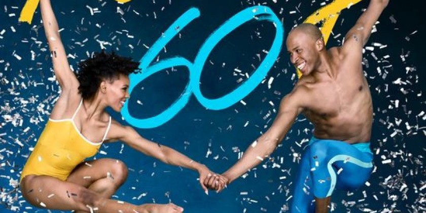 Ailey Turns 60 At New York City Center