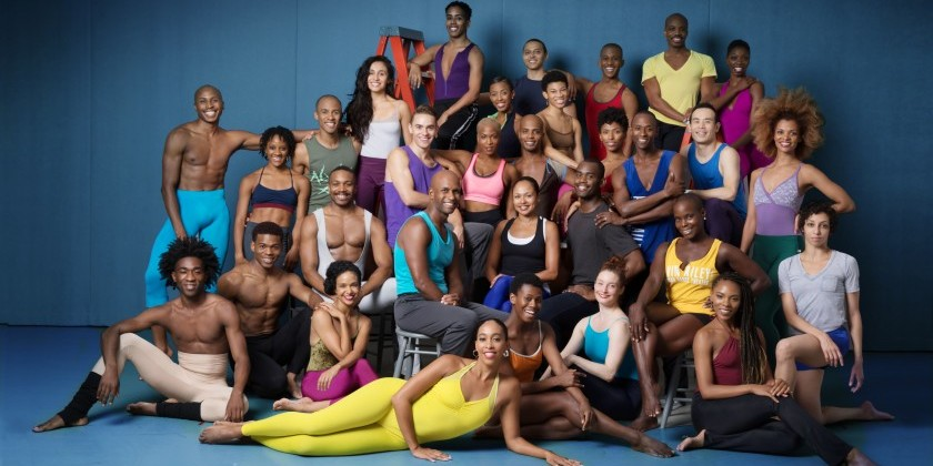 Dance News: Ailey's 60th Anniversary At New York City Center Season Opens Wednesday, November 28, 2018