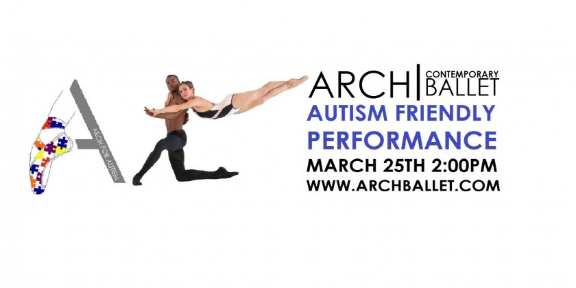 Autism Friendly Performance by Arch Contemporary Ballet