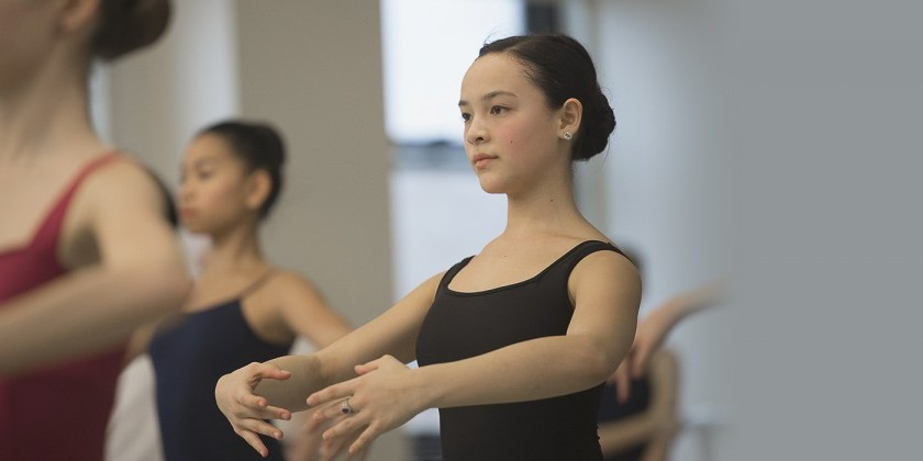 AUDITION FOR: Ballet Academy East 2019's August Intensive