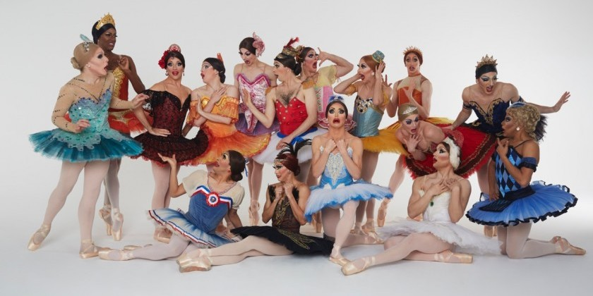 """OVER 40"" Years of Dance & Comic Entertanment: The History & Legacy of LES BALLETS TROCKADERO"