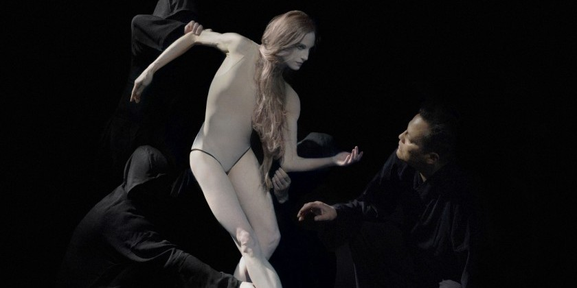 "Wendy Whelan Chats About ""Hagoromo"""