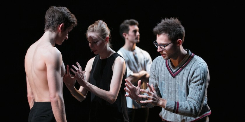 Impressions of: Troy Schumacher's BalletCollective at NYU Skirball Center
