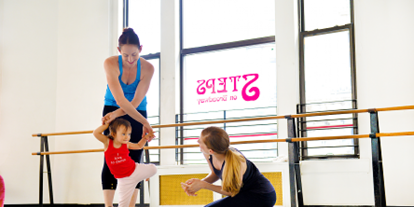 The School at Steps: Young Dancers Program Second Semester Begins