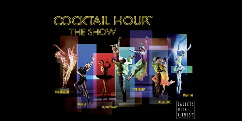 DELRAY BEACH, FL: Cocktail Hour: The Show