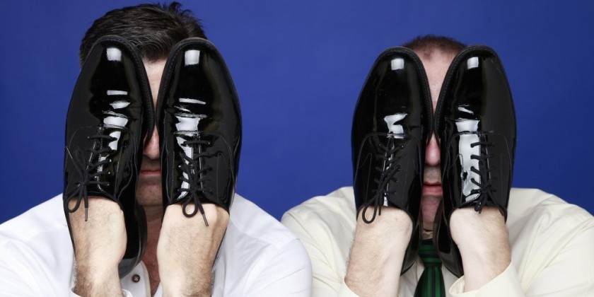 "The Bang Group presents ""A Mouthful of Shoes"""
