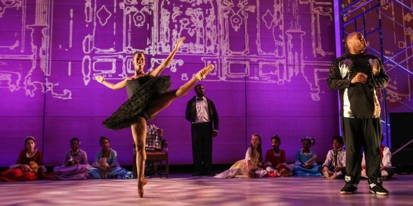 "Brooklyn Ballet presents ""The Brooklyn Nutcracker"""