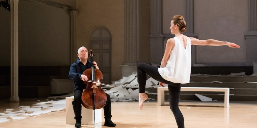 "Impressions of Jean Butler's ""this is an Irish dance"""