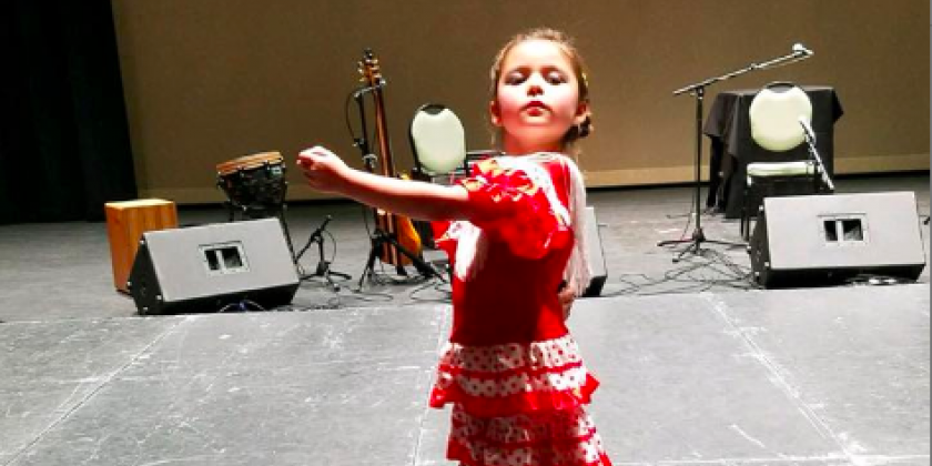 ALBUQUERQUE, NM: Flamenco Dance Classes