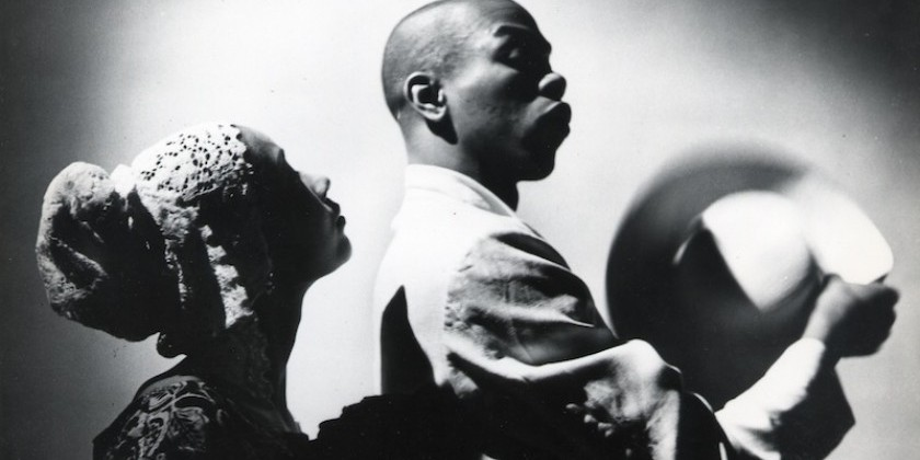 Moving Caribbean in New York City: The Epitome of the Caribbean Man, Geoffrey Holder