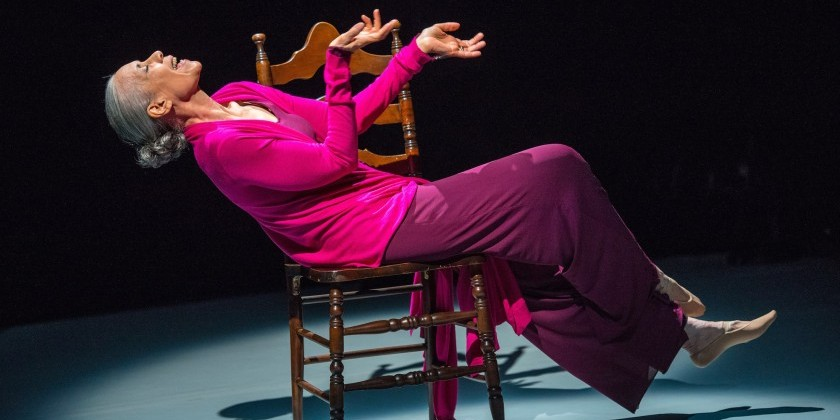 "Impressions of Carmen de Lavallade's ""As I Remember It"""