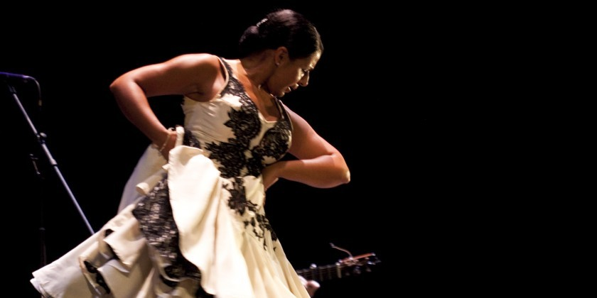 Intermediate Level Flamenco Dance Classes at Nelida Tirado Flamenco