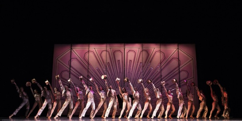 "IMPRESSIONS: ""A Chorus Line"" at New York City Center"