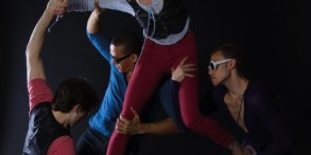 Collective Body Dance Lab/Let's Pretend We're All Wearing Sunglasses