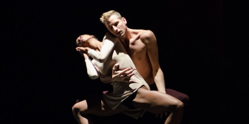 "Impressions of Complexions Contemporary Ballet's ""Chronicle"""