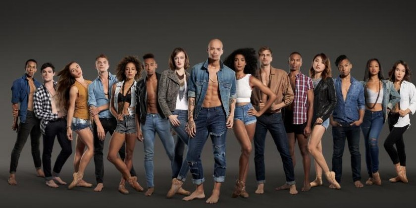 Complexions Contemporary Ballet at The Joyce Theater