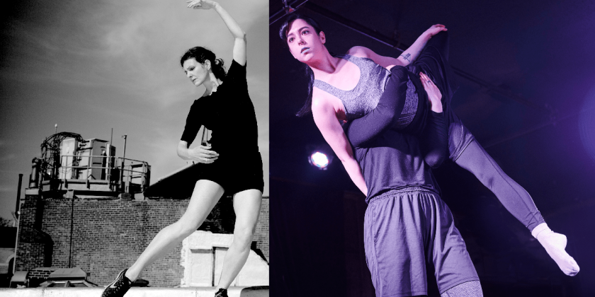 Take Root Presents: Ramona Sekulovic & Inclined Dance Project