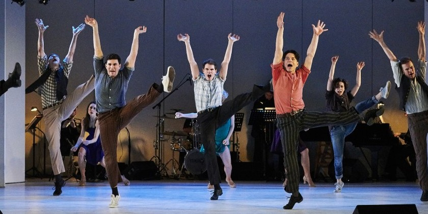 "IMPRESSIONS: ""Jerome Robbins' Broadway"" 30th Anniversary Celebration at Guggenheim Works & Process and ""A Feast of Cunningham"" at 92Y Harkness Dance Festival"